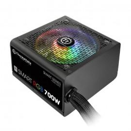 THERMALTAKE SMART RGB 700W Ventilateur RGB 120 mm - A-PFC - 80 PLUS 230V