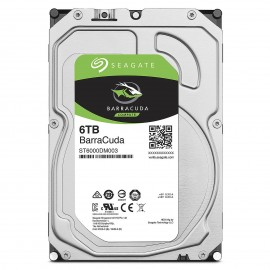 "DISQUE DUR SEAGATE 3.5"" BarraCuda 6To ""ST6000DM003"""