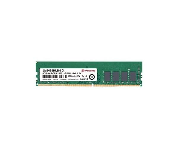 MEMOIRE TRANSCEND 16Go JM DDR4 2666Mhz U-DIMM (JM2666HLB-16G)