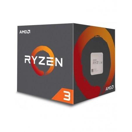 AMD RYZEN3 2300X Socket AM4+Ventil. *YD230XBBAFMPK *Multi-Pack *