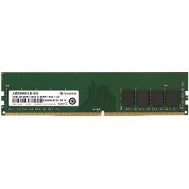 MEMOIRE TRANSCEND 8Go DDR4 2666Mhz U-DIMM 1Rx8 1Gx8 CL19 (TS2666HLB-8G)